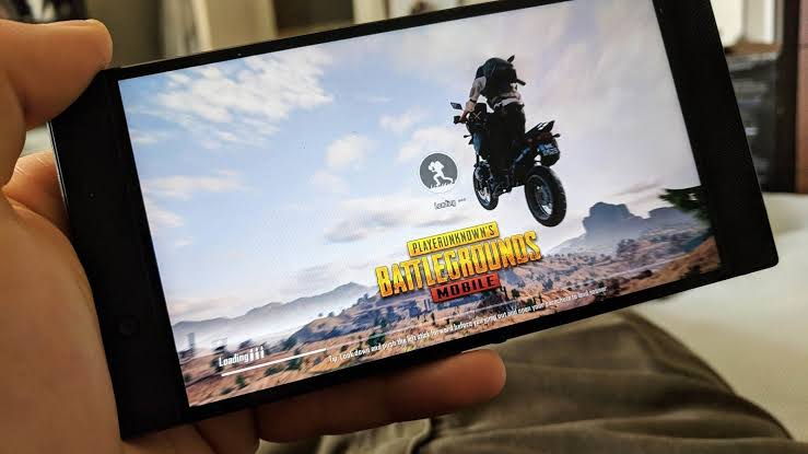 does pubg harm your phone