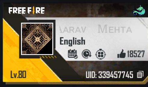 Aarav Mehta Free Fire Uid