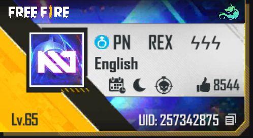 Pn Rex Uid